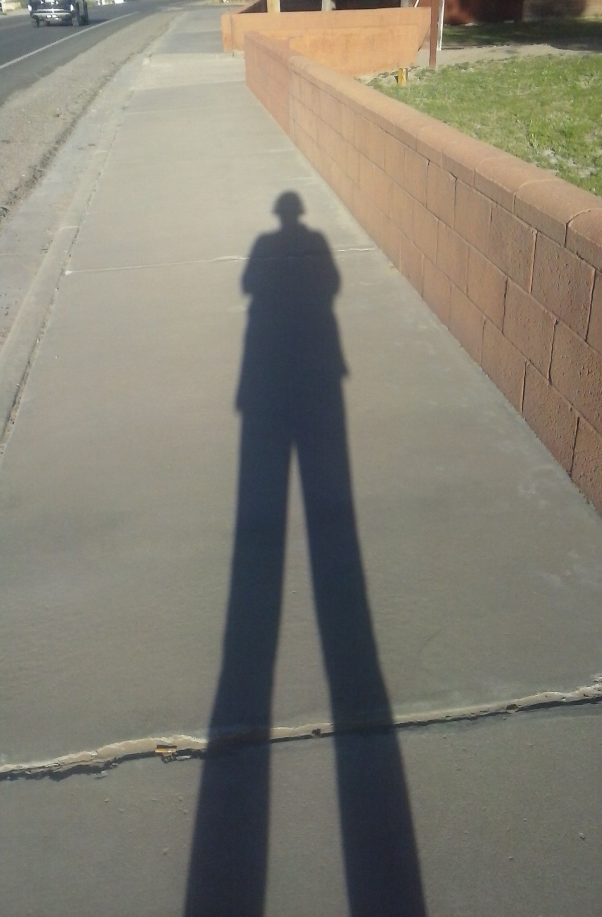 Dancin' with my shadow